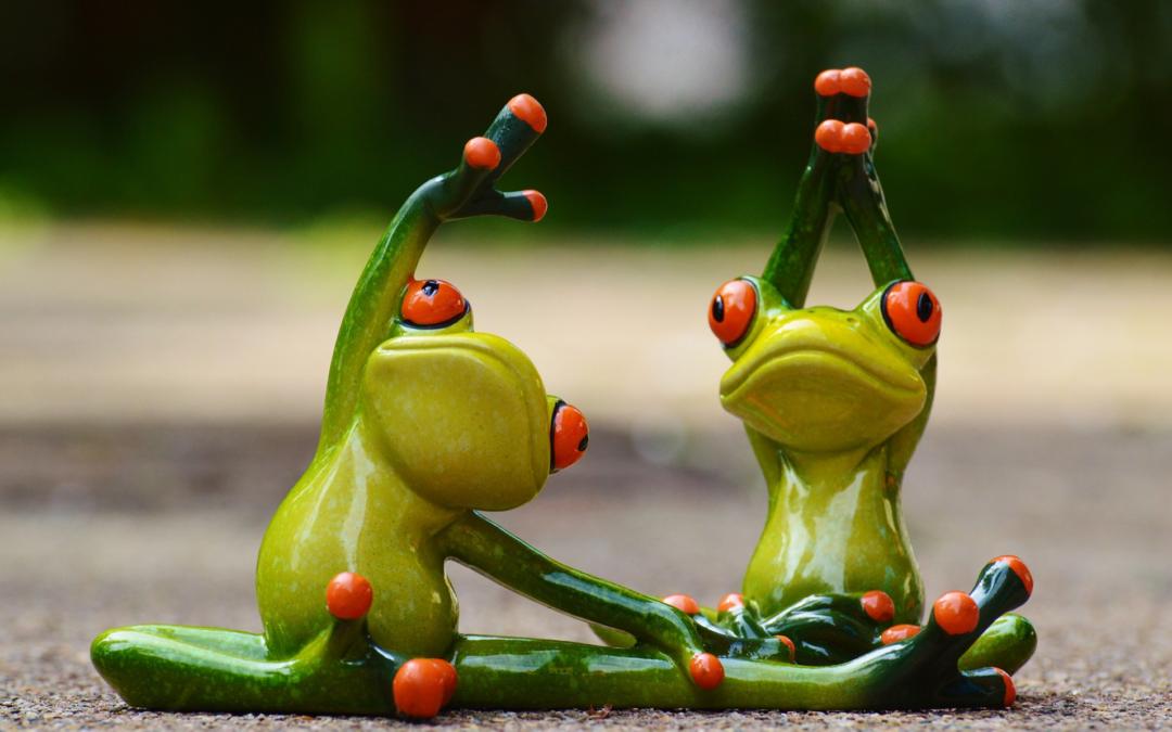 5 idées de livres Yoga pour les 3-8 ans :-)