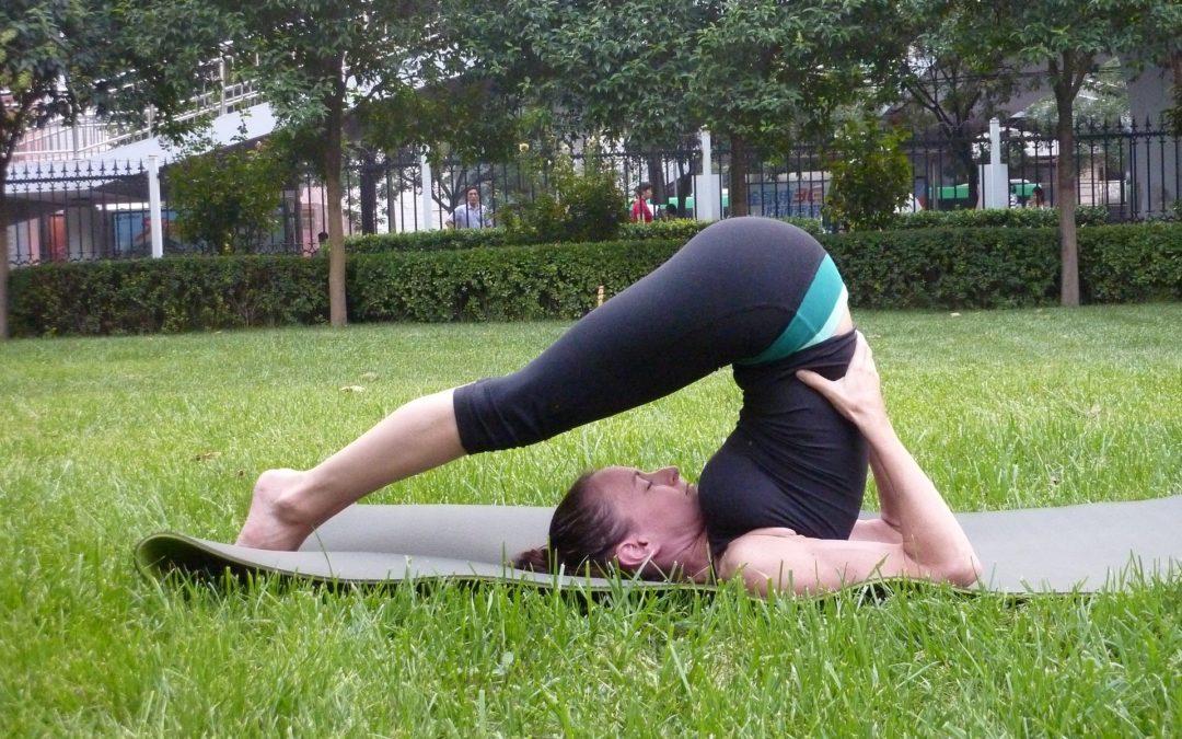 Yoga enfants 3-6 ans: la posture de la charrue :-)