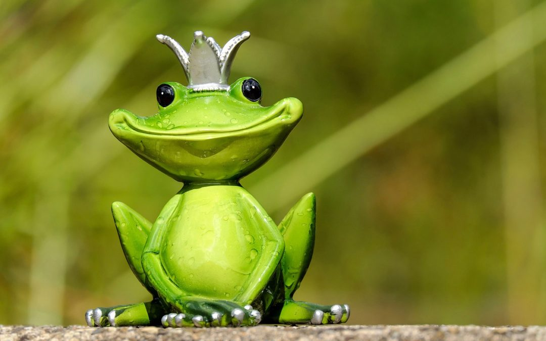 Yoga enfants 3-6 ans: la posture de la grenouille :-)