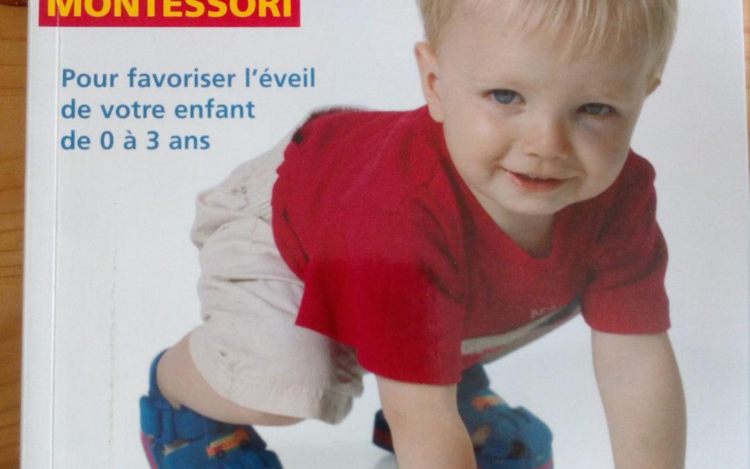 Jeux d'après la pédagogie Montessori